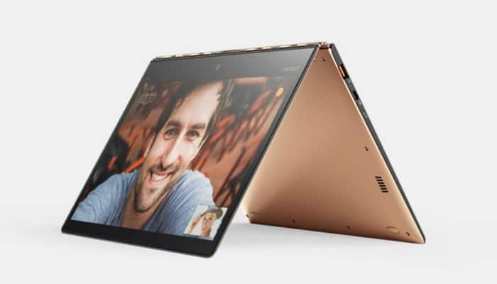 Lenovo launches world's thinnest convertible laptop Yoga 900S