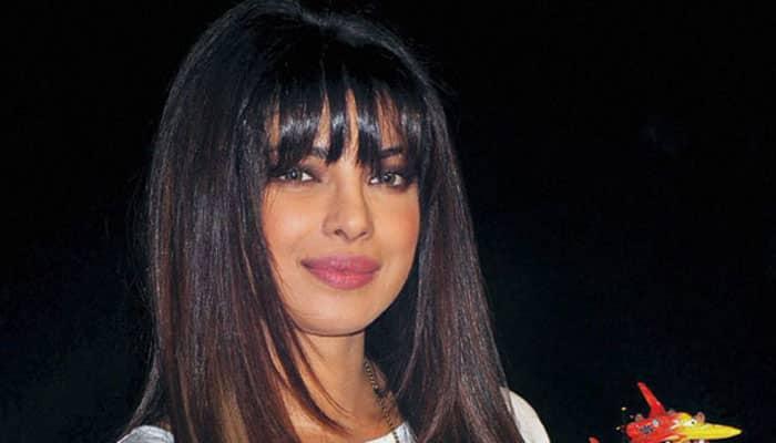 Indian beauty Priyanka Chopra gears up for People's Choice Awards