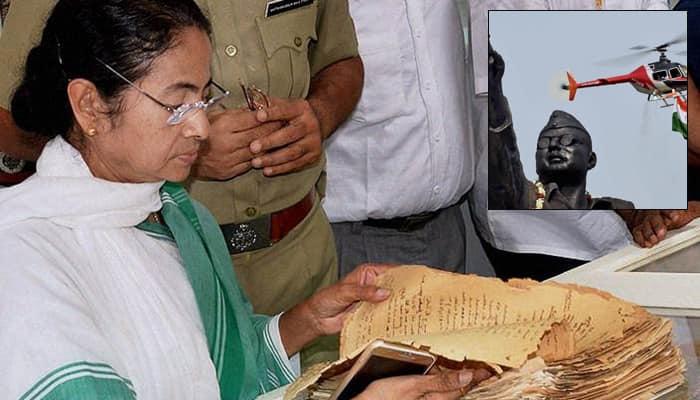TMC MP demands timeframe for declassification of Netaji Subhas Chandra Bose files