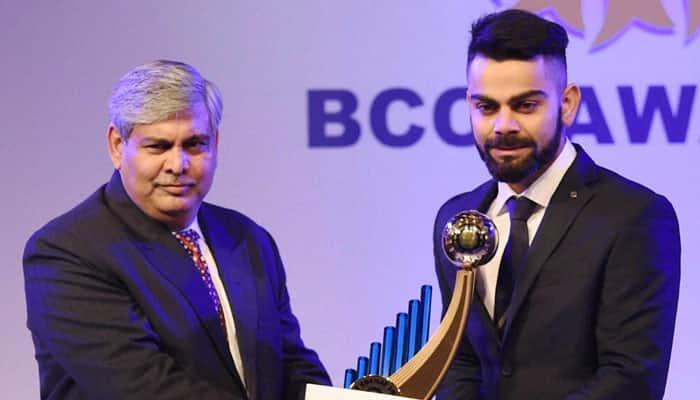 BCCI annual awards: Syed Kirmani gets Lifetime Achievement Award, Virat Kohli receives Polly Umrigar trophy