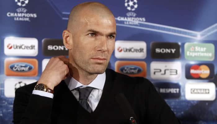 You shouldn`t compare me with Pep Guardiola: Zinedine Zidane