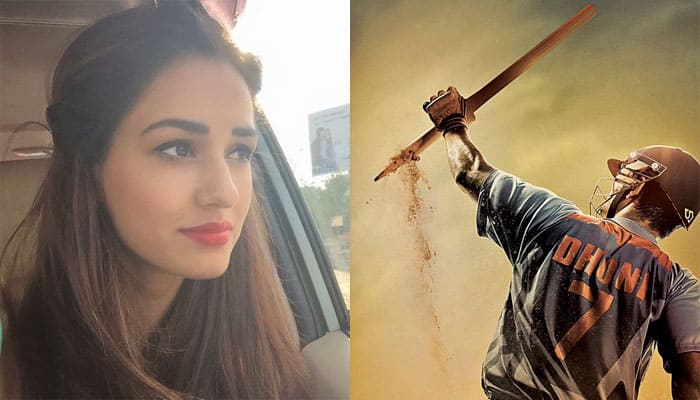 Disha Patani to play MS Dhoni's former lady love in biopic