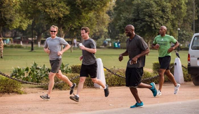 2016 challenge: Run 587 km with Facebook CEO Mark Zuckerberg this year!