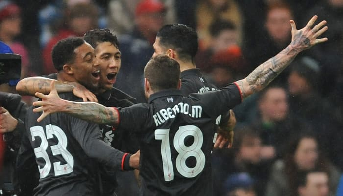 League Cup, semi-final 1st-leg: Liverpool have edge after Jordan Ibe winner at Stoke