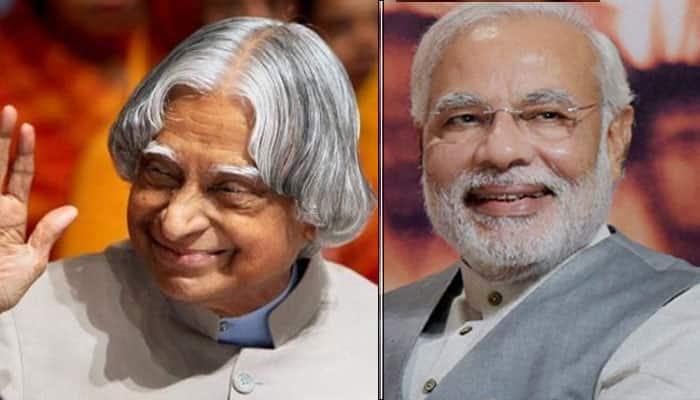 APJ Abdul Kalam, PM Narendra Modi were the most loved politicans in 2015