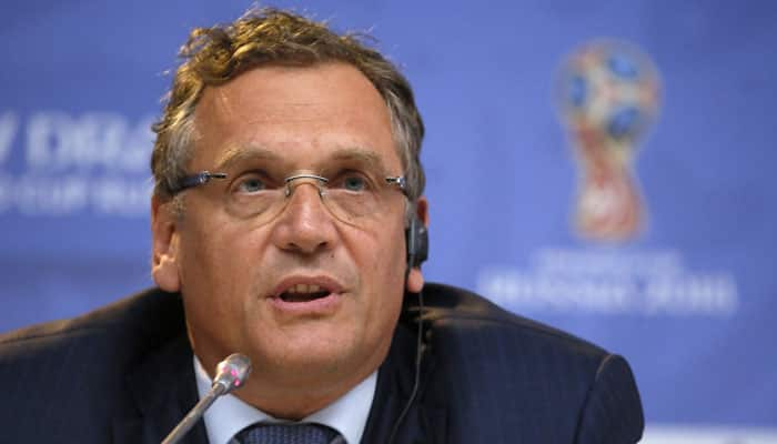 FIFA judges extend Jerome Valcke suspension by 45 days