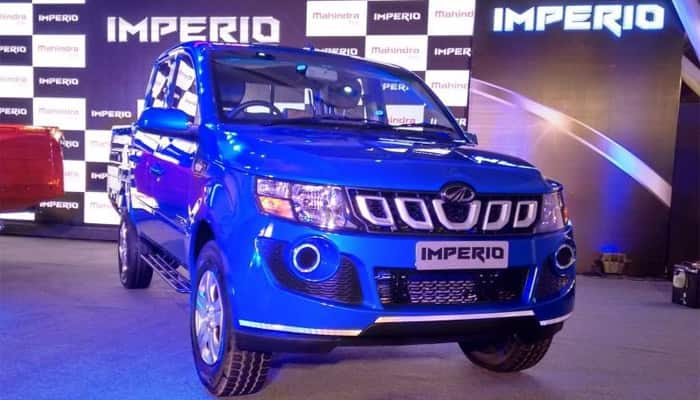 Mahindra Imperio pickup with SUV looks launched, price starts at Rs 6.25 lakh