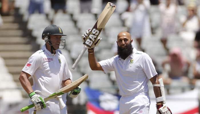 Hashim Amla steps down as South African Test skipper, hails successor AB de Villiers as 'brilliant captain'
