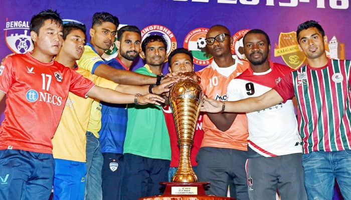 AIFF sees merger of ISL, I-League as only situation in future