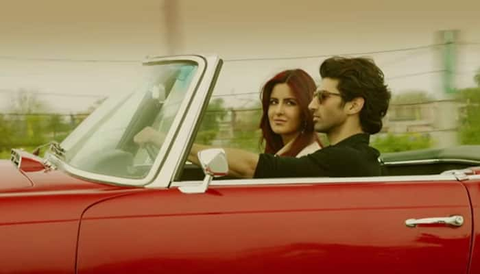 Katrina Kaif, Aditya Roy Kapoor sizzle in 'Yeh Fitoor Mera' song – Watch