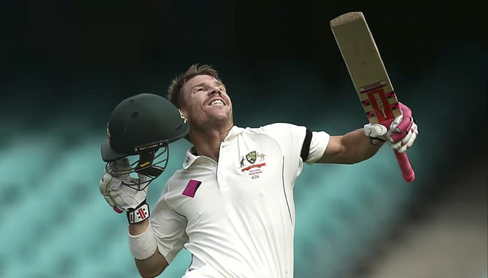 3rd Test, Day 5: David Warner breaks Mathew Hayden's record, slams fastest 100 at SCG