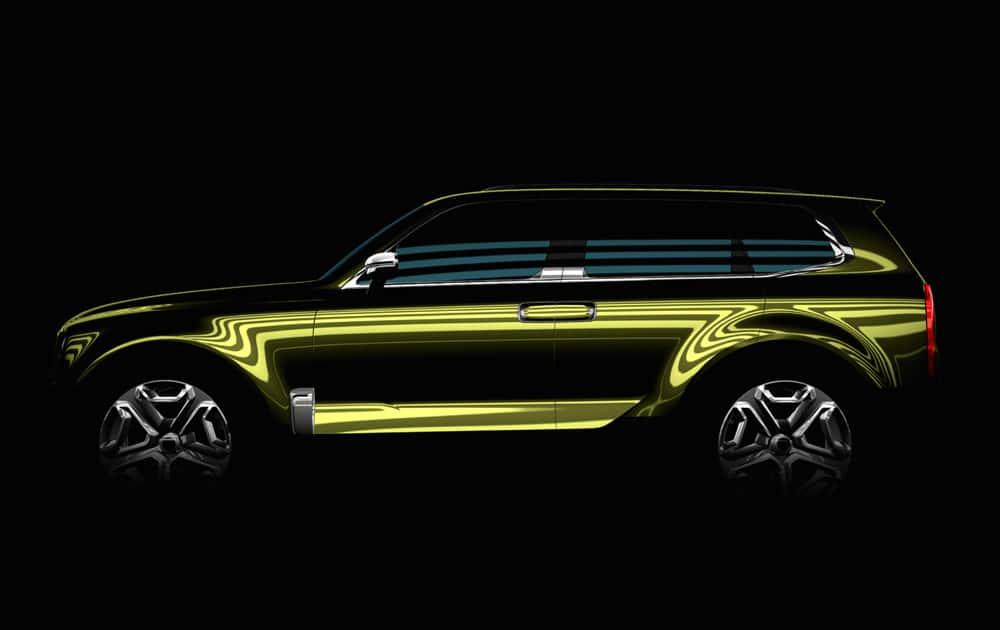 Can Kia crossover into the luxury SUV market?