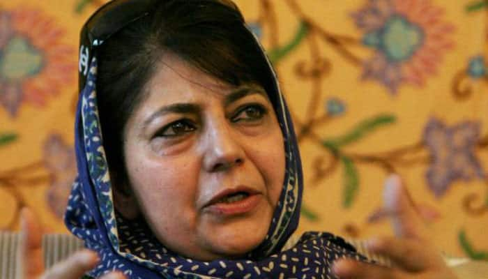 Mehbooba Mufti likely to become first woman CM of Jammu and Kashmir