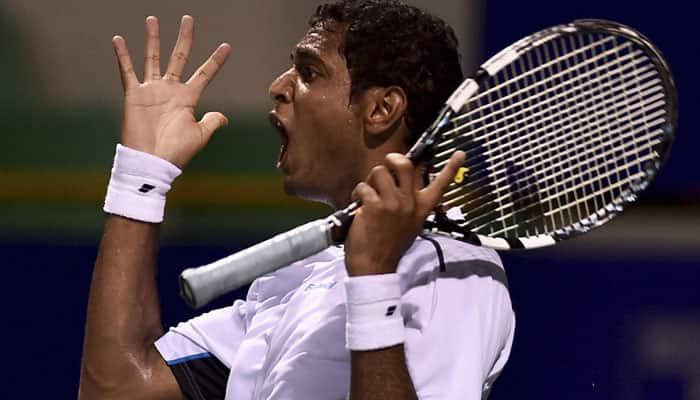 Chennai Open: Local boy Ramkumar Ramanathan defeats higher-ranked opponent, rallies into quarterfinals