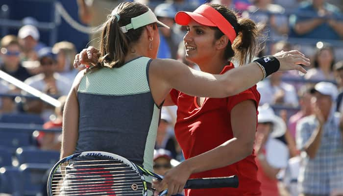 In-form Sania Mirza, Martina Hingis advance to final of Brisbane International