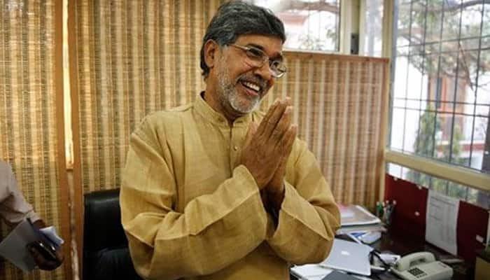 Am going to end child slavery in my lifetime: Satyarthi