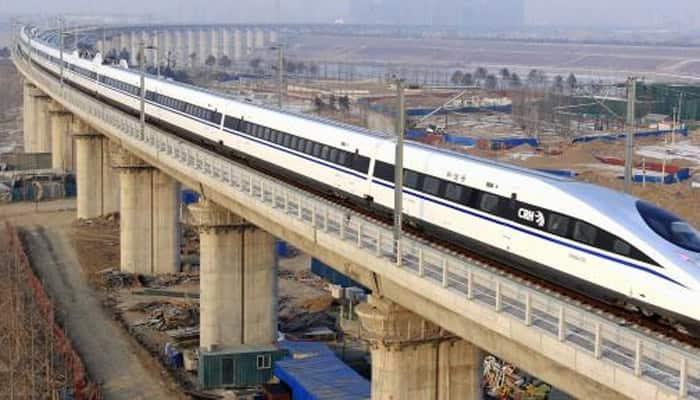Mumbai-Ahmedabad bullet train may run on elevated corridor