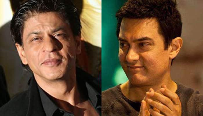Aamir Khan, Shah Rukh Khan security curtailed; Mumbai Police denies