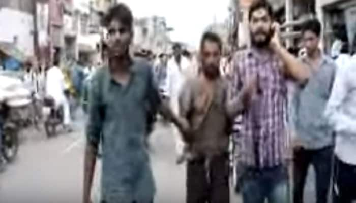 Bajrang Dal activist, who beat Muslim man for cow theft, likely to be released - Watch