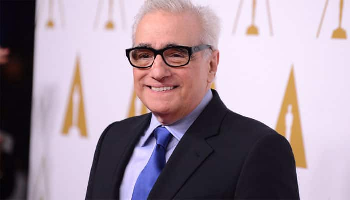 Martin Scorsese working on Byron Janis biopic