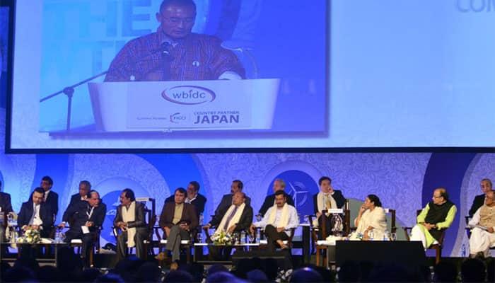 Mamata Banerjee woos captains of industry at Bengal global business summit