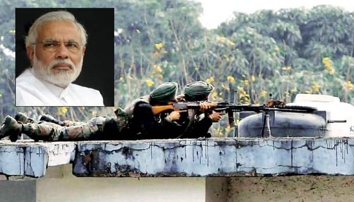 PM Narendra Modi to visit Pathankot Air base on Saturday; NSA lauds Punjab Police role