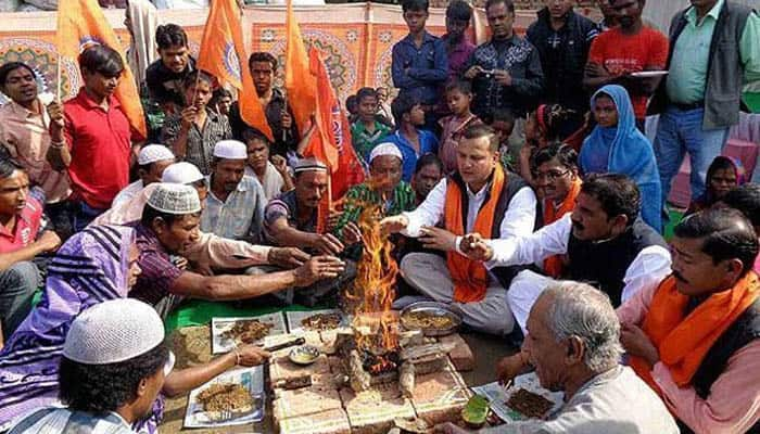 7.5 lakh Muslims, Christians re-converted to Hinduism in last 10 years: Praveen Togadia