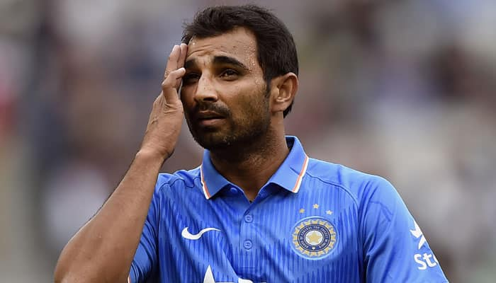 India's tour of Australia: Mohammed Shami doubtful for series after pulling his hamstring