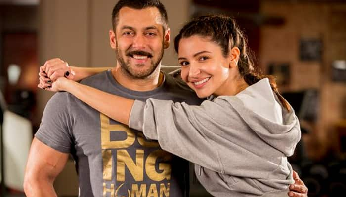 'Sultan' Salman Khan ropes Anushka Sharma as the leading lady!