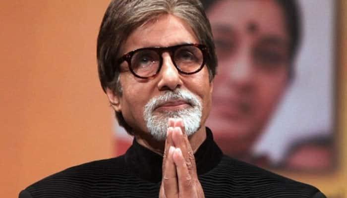 Amitabh Bachchan injured during 'TE3N' shoot, damages rib