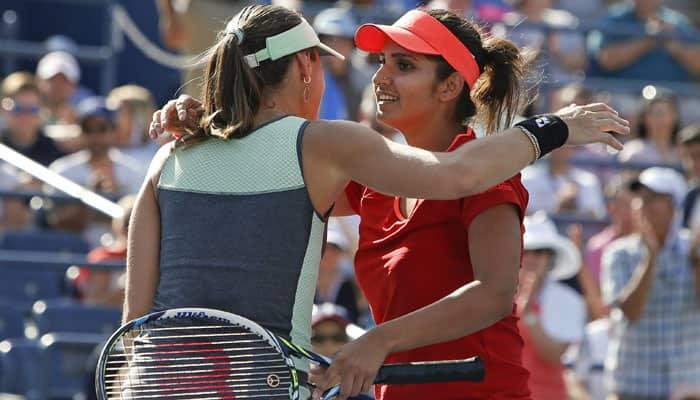 Sania Mirza-Martina Hingis pair starts 2016 with Brisbane International title
