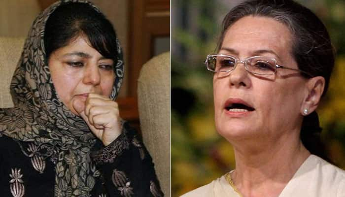Jammu and Kashmir comes under Governor's rule; Sonia Gandhi to meet Mehbooba Mufti on Sunday