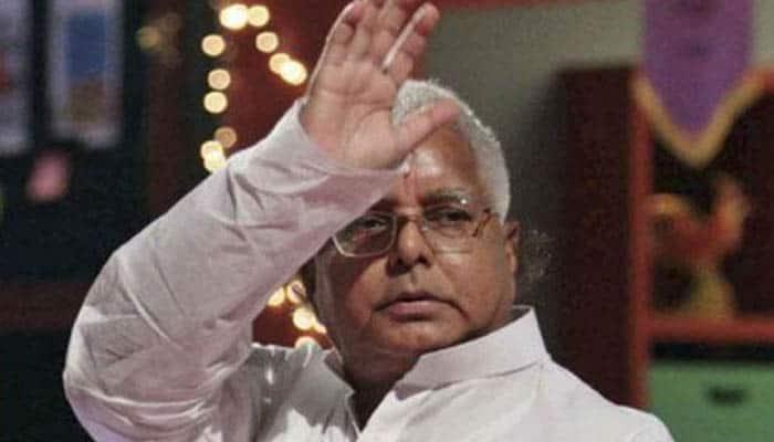 Lalu Yadav chosen as RJD president for 9th consecutive term