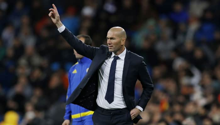 Zinedine Zidane: Gareth Bale's hat-trick savours Real Madrid legend's first game in charge