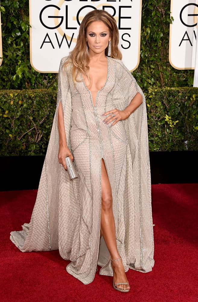Tomorrow @JLo will present at @goldenglobes !! Get ready !! -twitter@JLO_House
