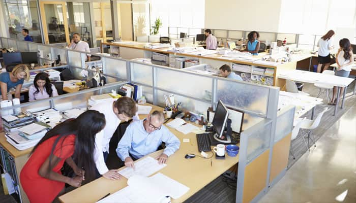 Introverts find modern offices uncomfortable