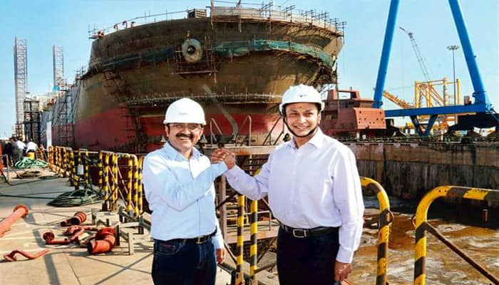 Anil Ambani plans Rs 5,000-crore naval facility investment in Andhra Pradesh