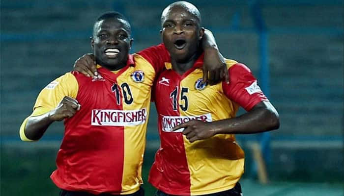 I-League: Shillong Lajong, Mumbai share points;  East Bengal's Ranty Martins double sinks Sporting