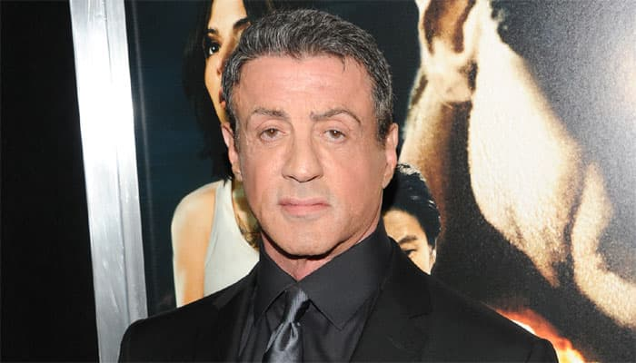 Sylvester Stallone`s thank-you speech brought him trouble
