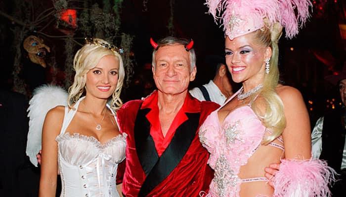 Playboy founder Hugh Hefner's mansion is for sale!