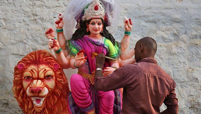 Hindu Gods: Forgotten in India, revered in Japan