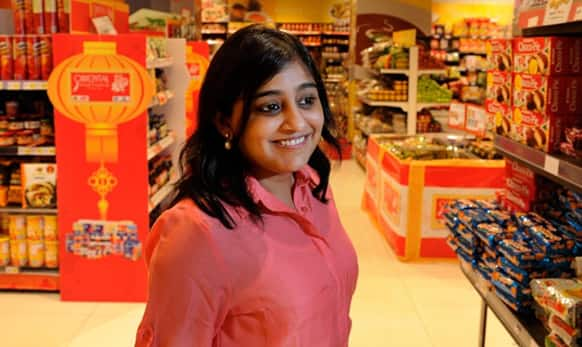 Ashni Biyani is the daughter of Future Group founder and CEO Kishore Biyani. (Pic courtesy: Forbes)
