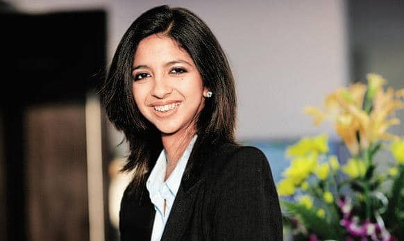 Nandini Piramal is the daughter of India's pharmaceutical giant Ajay Piramal.