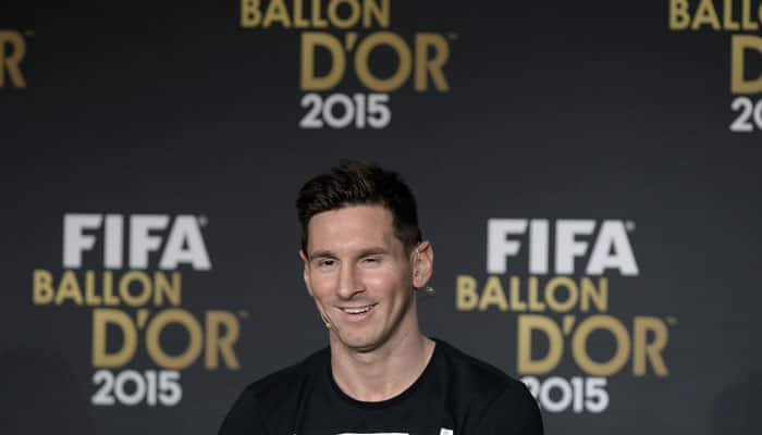 Lionel Messi creates history, betters own record to bag fifth Ballon d'Or ahead of Cristiano Ronaldo
