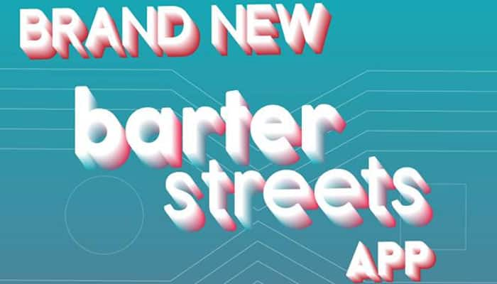 Cash isn't the king anymore! Explore the new Barterstreets app to know why
