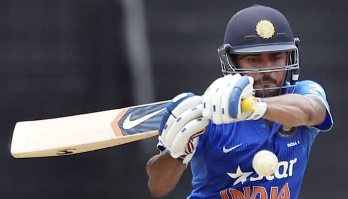India vs Australia, 1st ODI: MS Dhoni opts for Manish Pandey ahead of Gurkeerat Singh