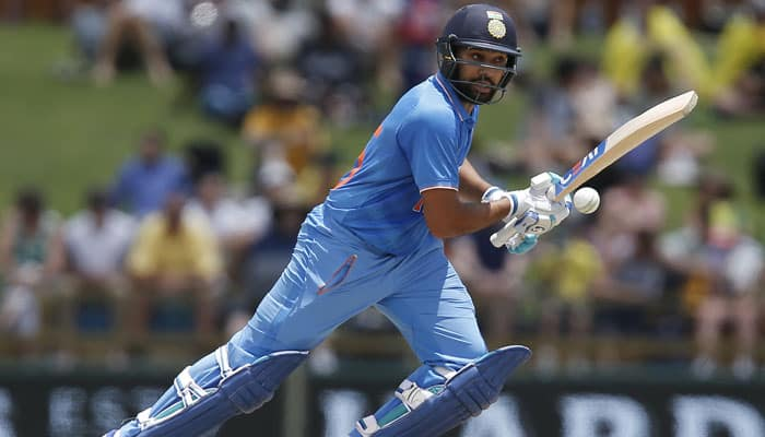India vs Australia, 1st ODI: Rohit Sharma slams fifty; Shikhar Dhawan fails to fire