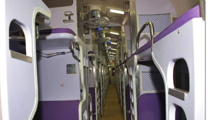 """Impressive! Get set for a """"space-age'' experience on Indian Railways"""
