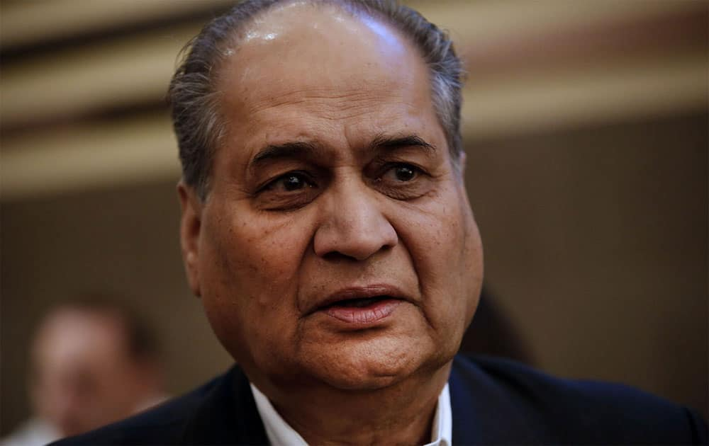 Rahul Bajaj and Family is at No.9 with donation of Rs 139 crore.