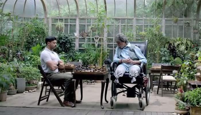 Amitabh Bachchan floored by 'Wazir' response!